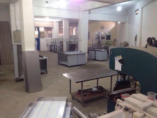Endüstriyel Mutfak İmalat