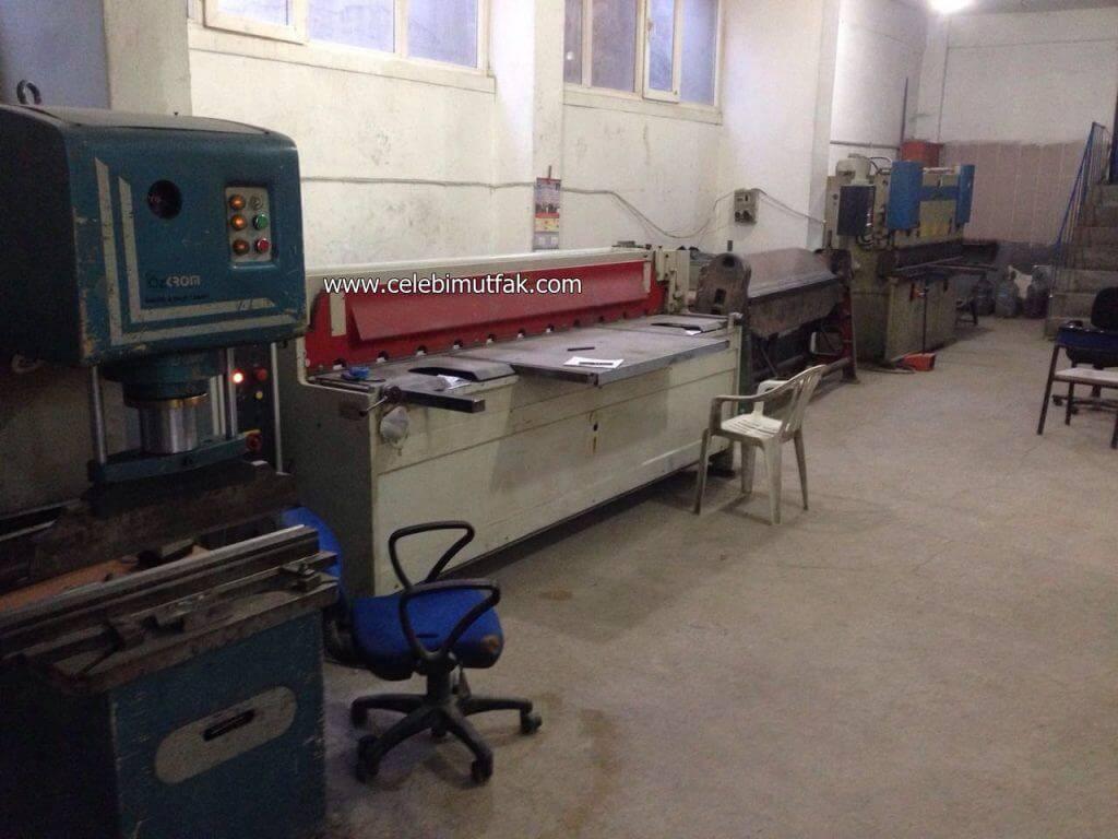 Endüstriyel Mutfak İmalat Üretim