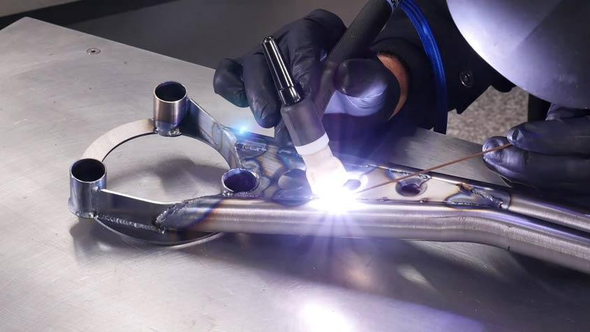 Paslanmaz çelikte argon kaynağı