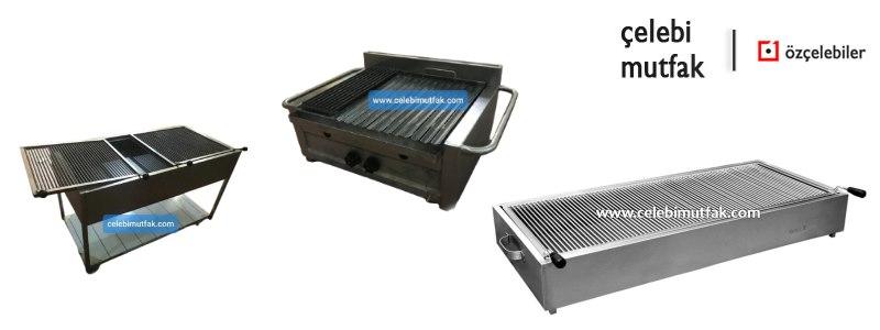 Mangal çeşitleri modelleri imalat, profesyonel ızgara