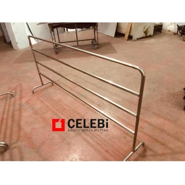 paslanmaz çelik bariyer üretim