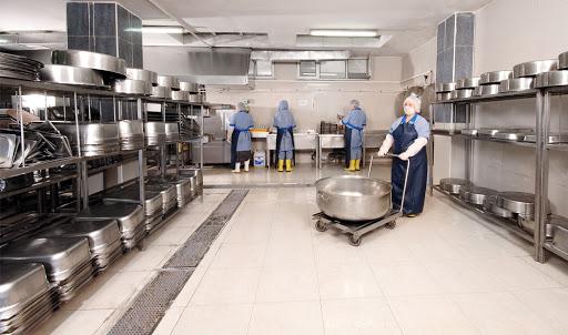 Bulaşıkhane ekipmanları üretimi tezgah