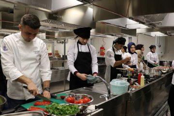Yemek Hazırlık Bölümü Yemekhane